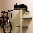 DIY Cat Tree.