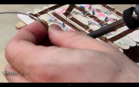 how to make solder stick to copper