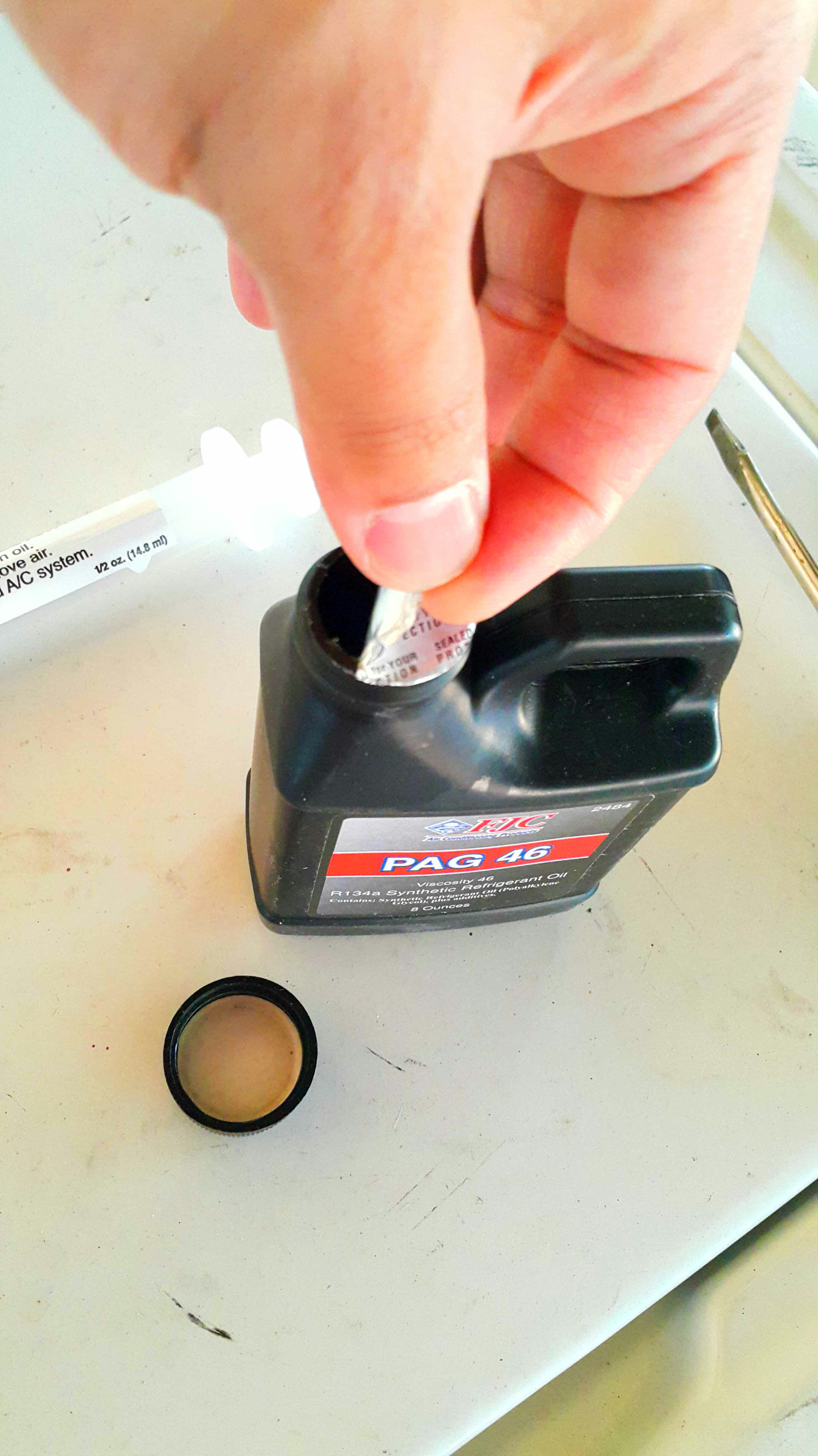Picture of The Oil.