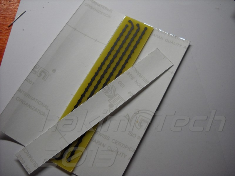 Picture of LED Board Preparation