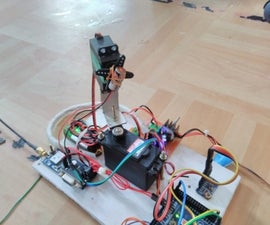 Real Time Planet Tracking System & Trajectory Prediction (Self Adjusting Pan Mechanism [MPU-9250]){RTPT} With Arduino and GPS