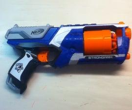2-Shot Burst For Nerf Strongarm