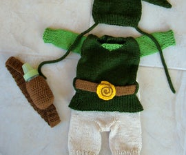 Baby Link Outfit