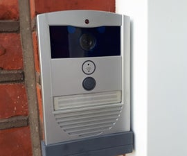 Battery Power Conversion for Video Doorbell.