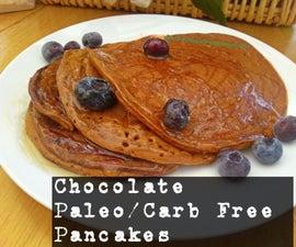 Sweet Squash Pancakes ~ Paleo Friendly (No flour)