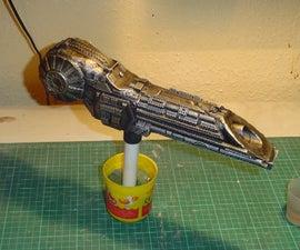Make a Predator Shoulder Canon