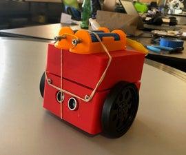 Arduino 3D Printed Sumo Bot