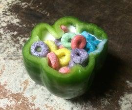 Edible Bell Pepper Mug