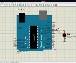 Create Internal Interrupt in Arduino
