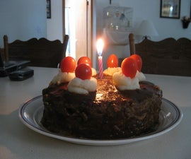 Portal Cake: This Cake is a Lie