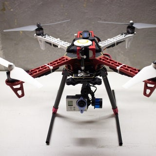 DRONE WITH APM (EASIEST WAY)
