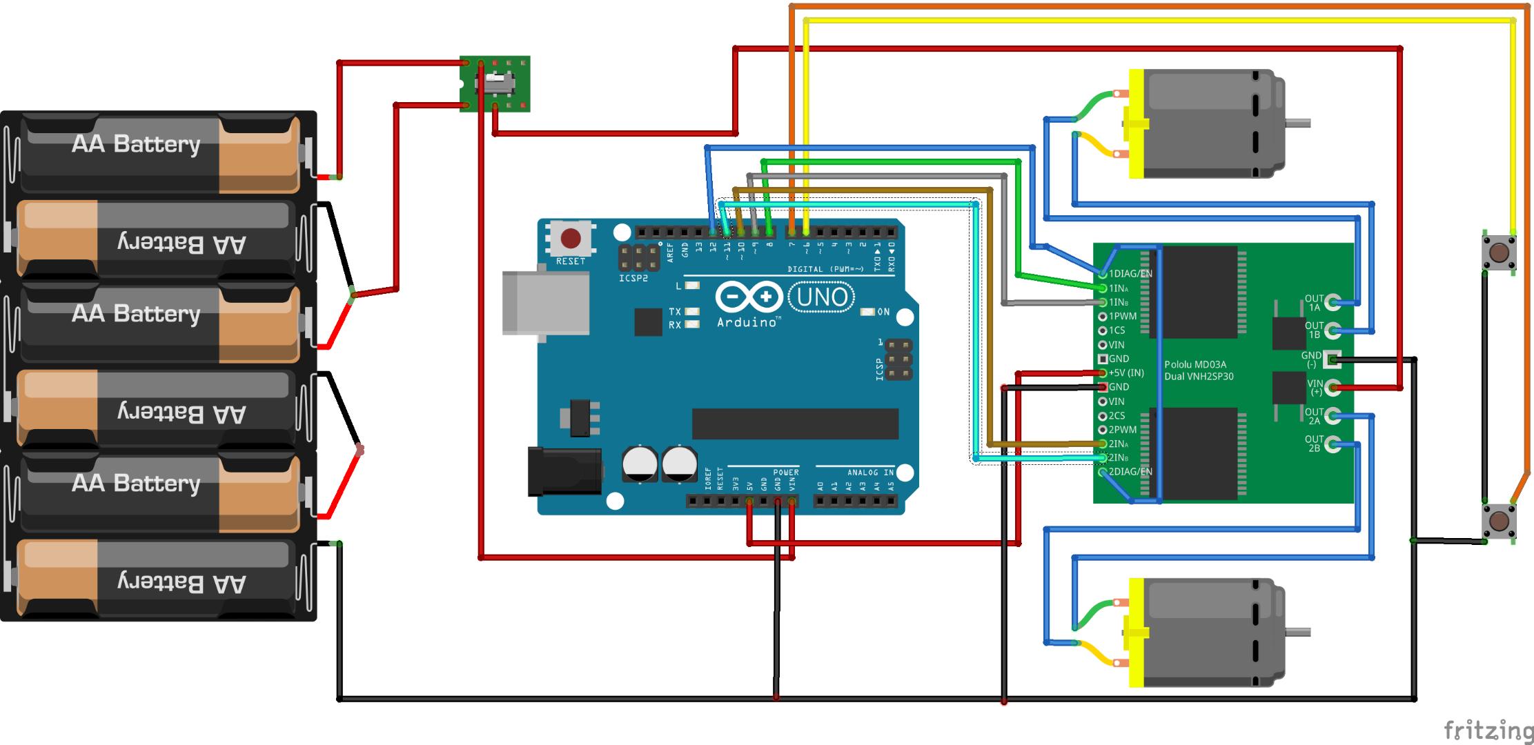 Arduino Robots: 19 Steps