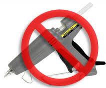 Hot Glue Without a Hot Glue Gun!