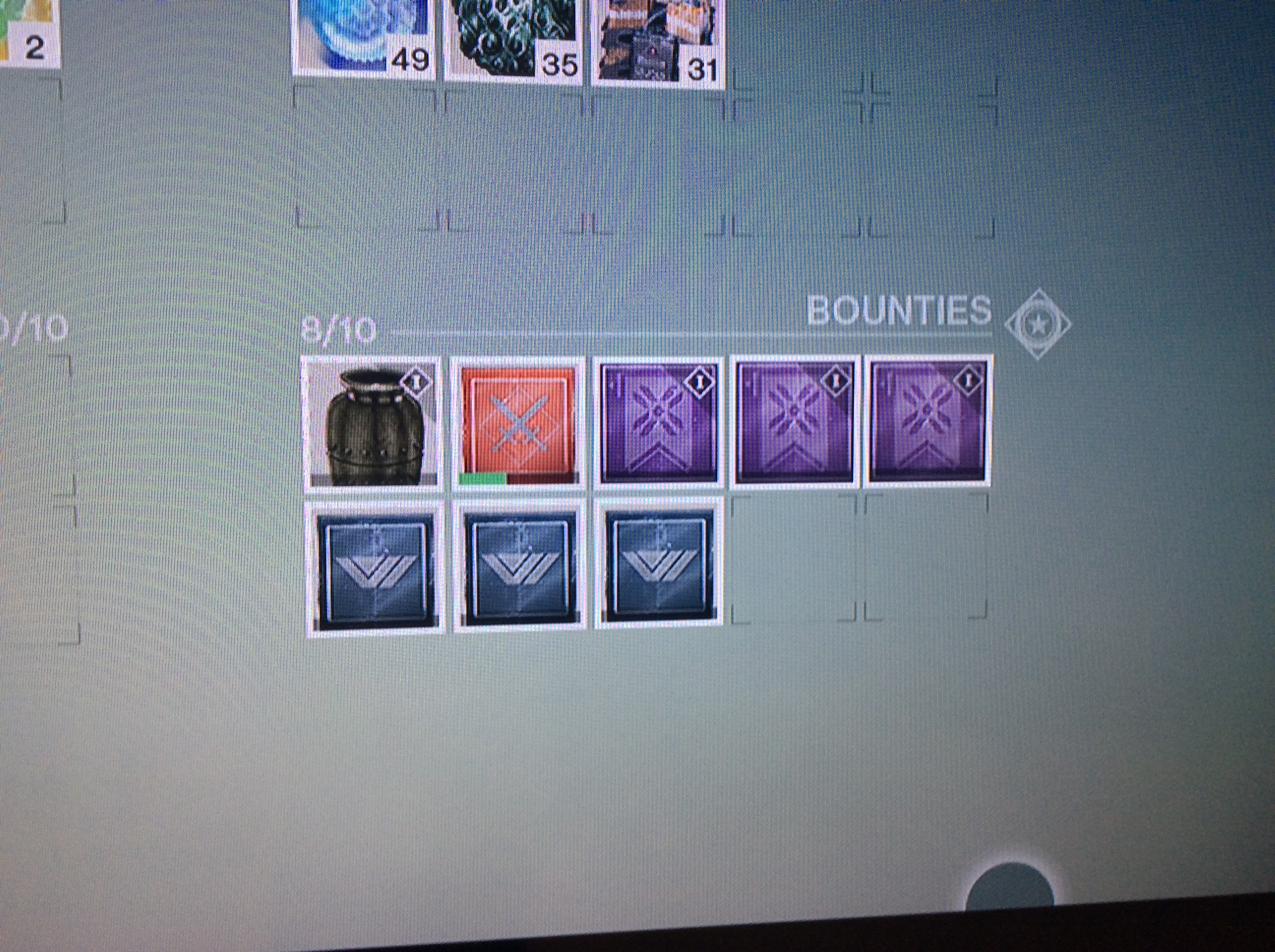 Picture of Use Vanguard and Crucible Bountys to Upgrade Your Gun