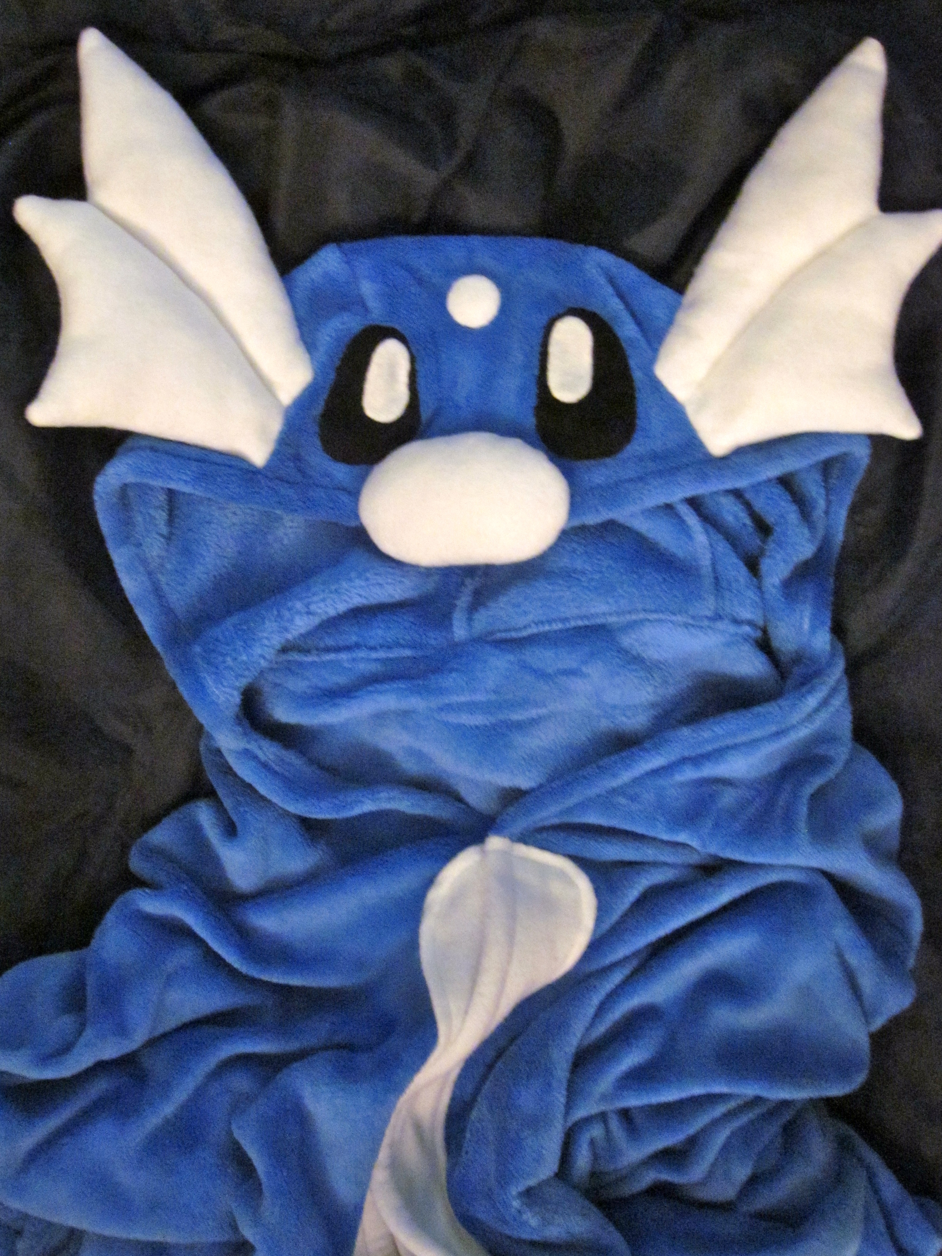 Picture of Hooded Character Blanket