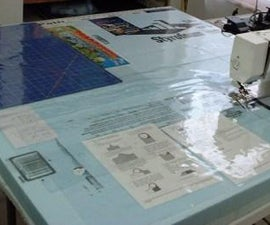 Cheap Sewing and Quilting Table or Desk