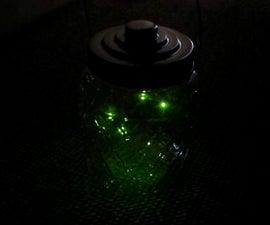 Jar of Fireflies (animated)