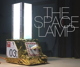 The Space Lamp - Giaco Whatever Collaboration