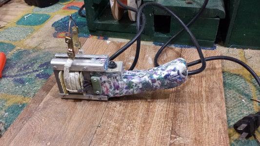 Soldering Gun - Pistola De Solda De Aquecimento Rápido