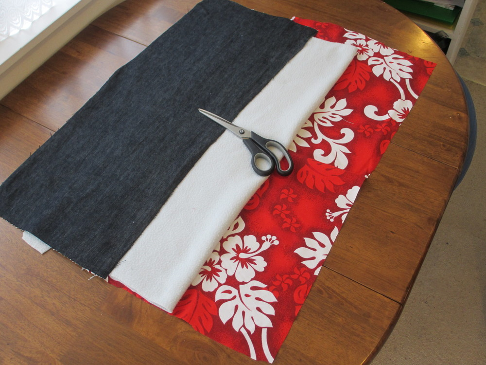 Picture of Fabric Cutting