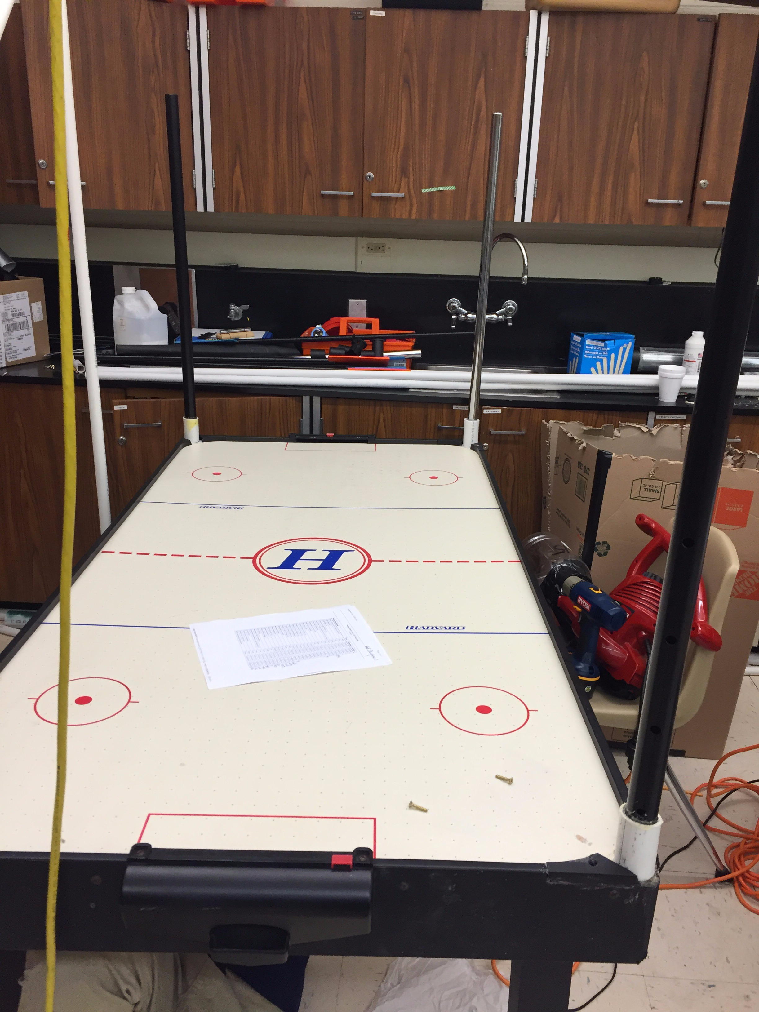 Picture of AIR HOCKEY AND CHILL