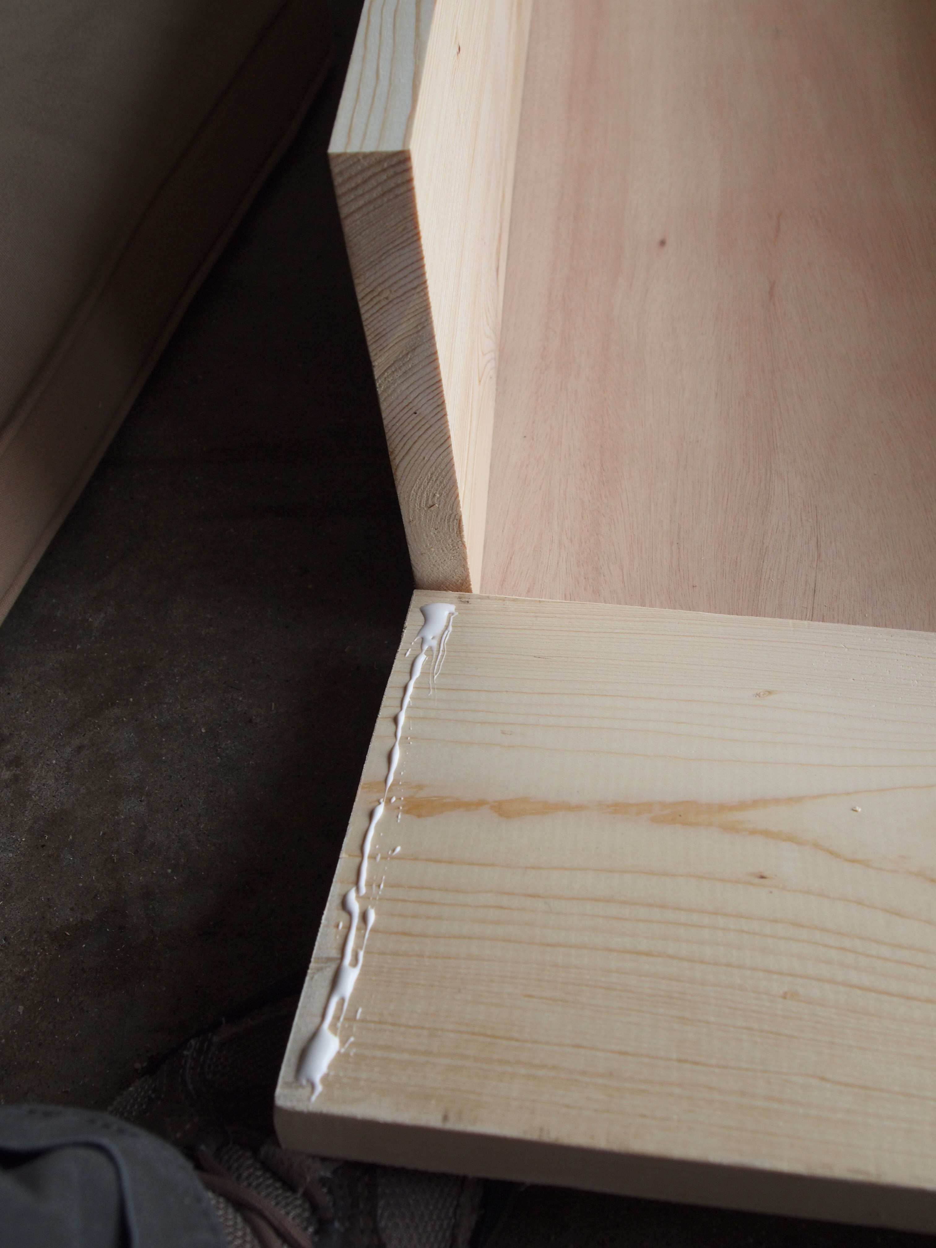 Picture of Making the Dresser Drawers