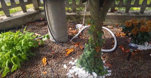 Test and Set Up Sprinklers