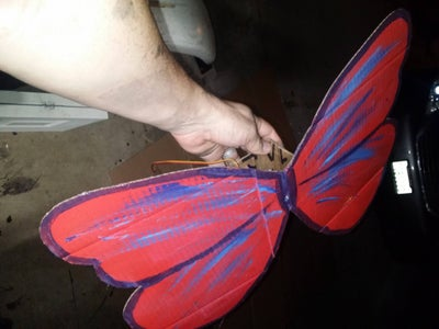Giant Animated Butterflies