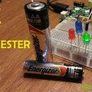 LinkIT ONE Battery Tester