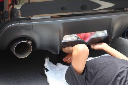 Scion FR-S or Subaru BRZ 3rd LED Brake Light DIY Guide