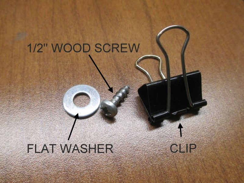 Picture of Attach the Clips