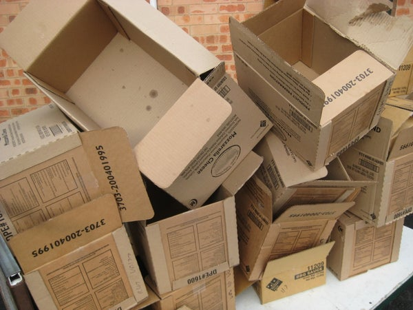 Free Boxes - Free Waste Removal