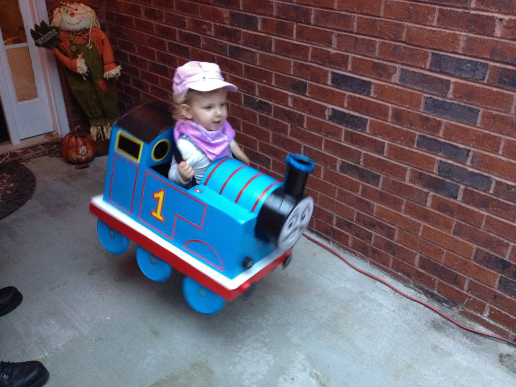 Picture of Thomas the Train Costume
