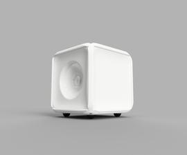 Vibration Isolation Speaker