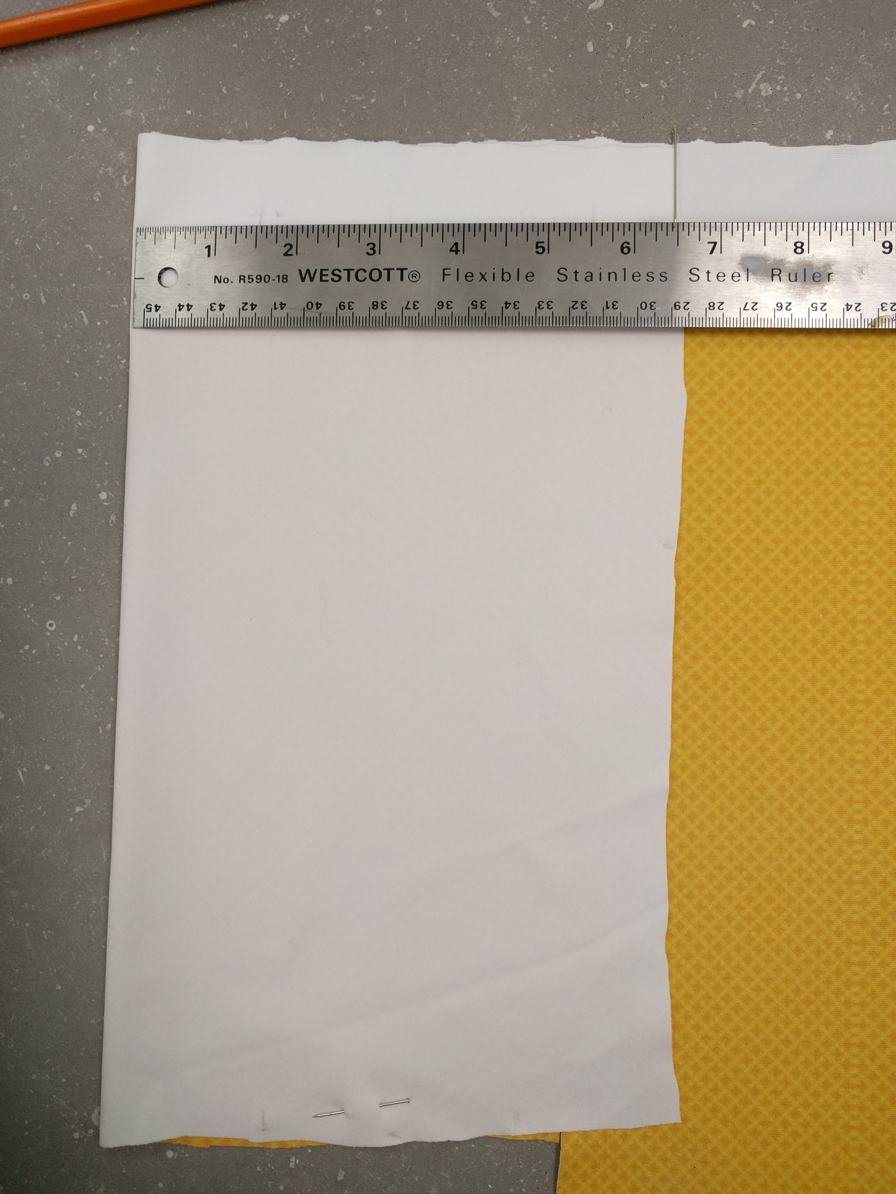 Picture of Measure Your Fabric