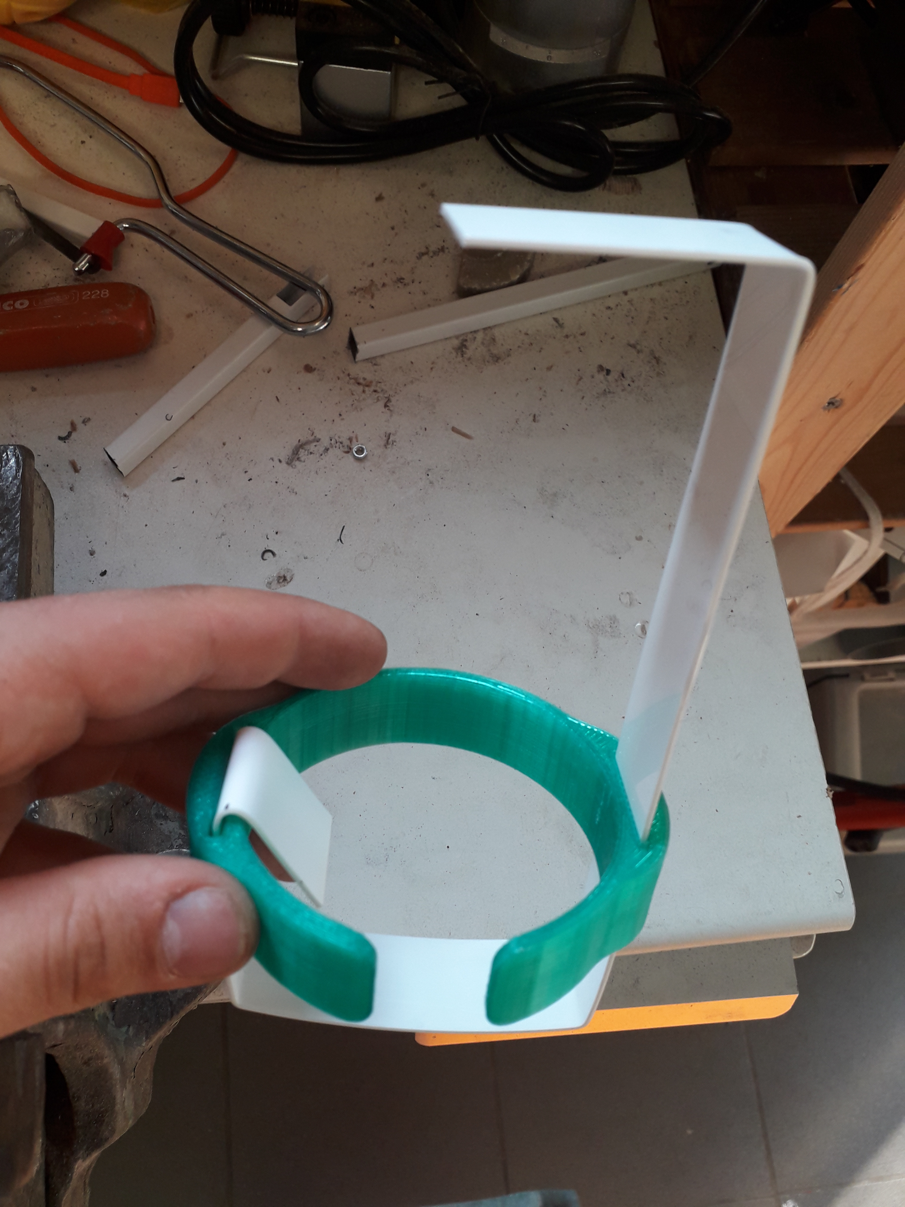 Picture of The Plastic Holder Part