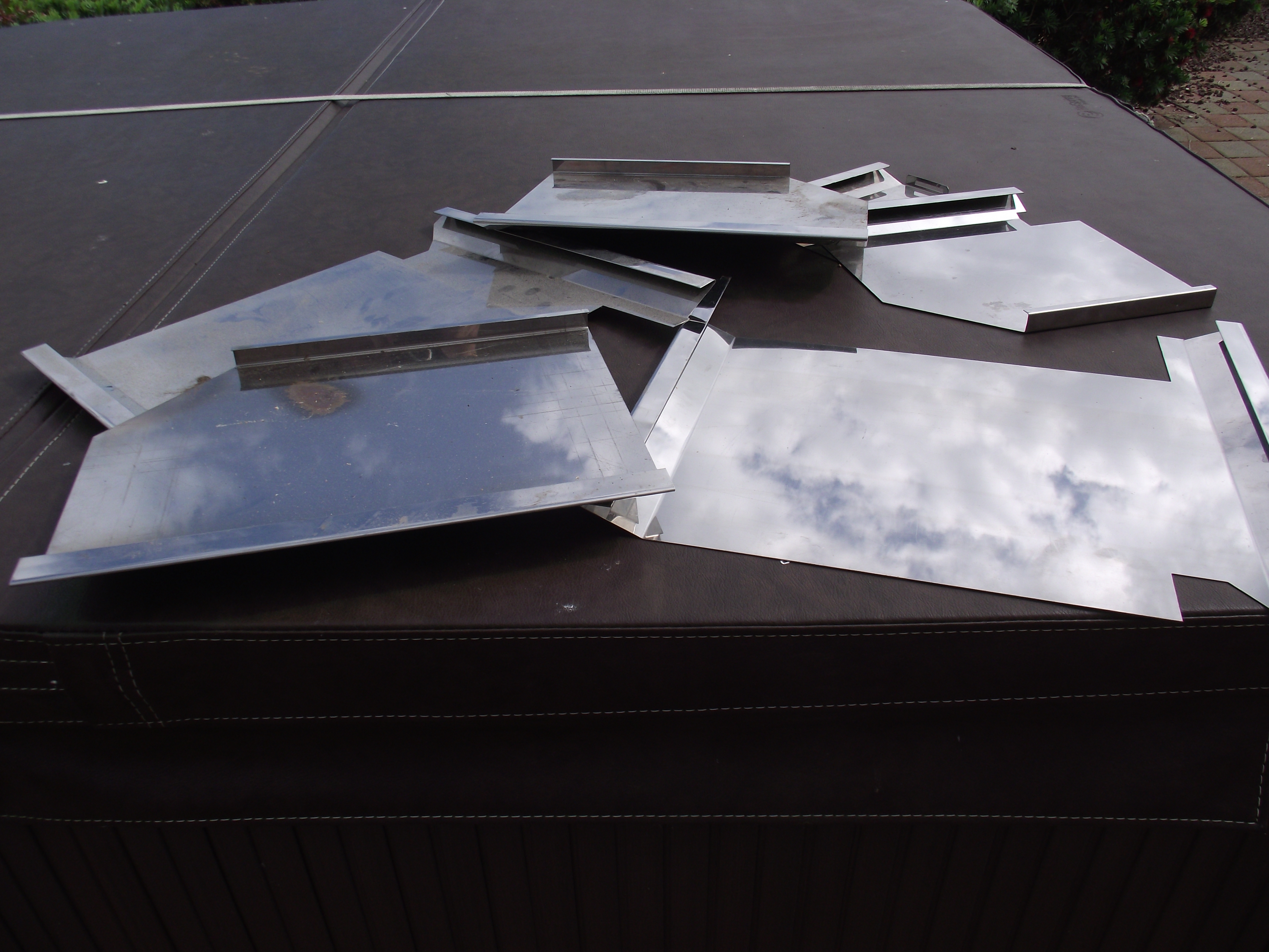 Picture of Scrap Stainless