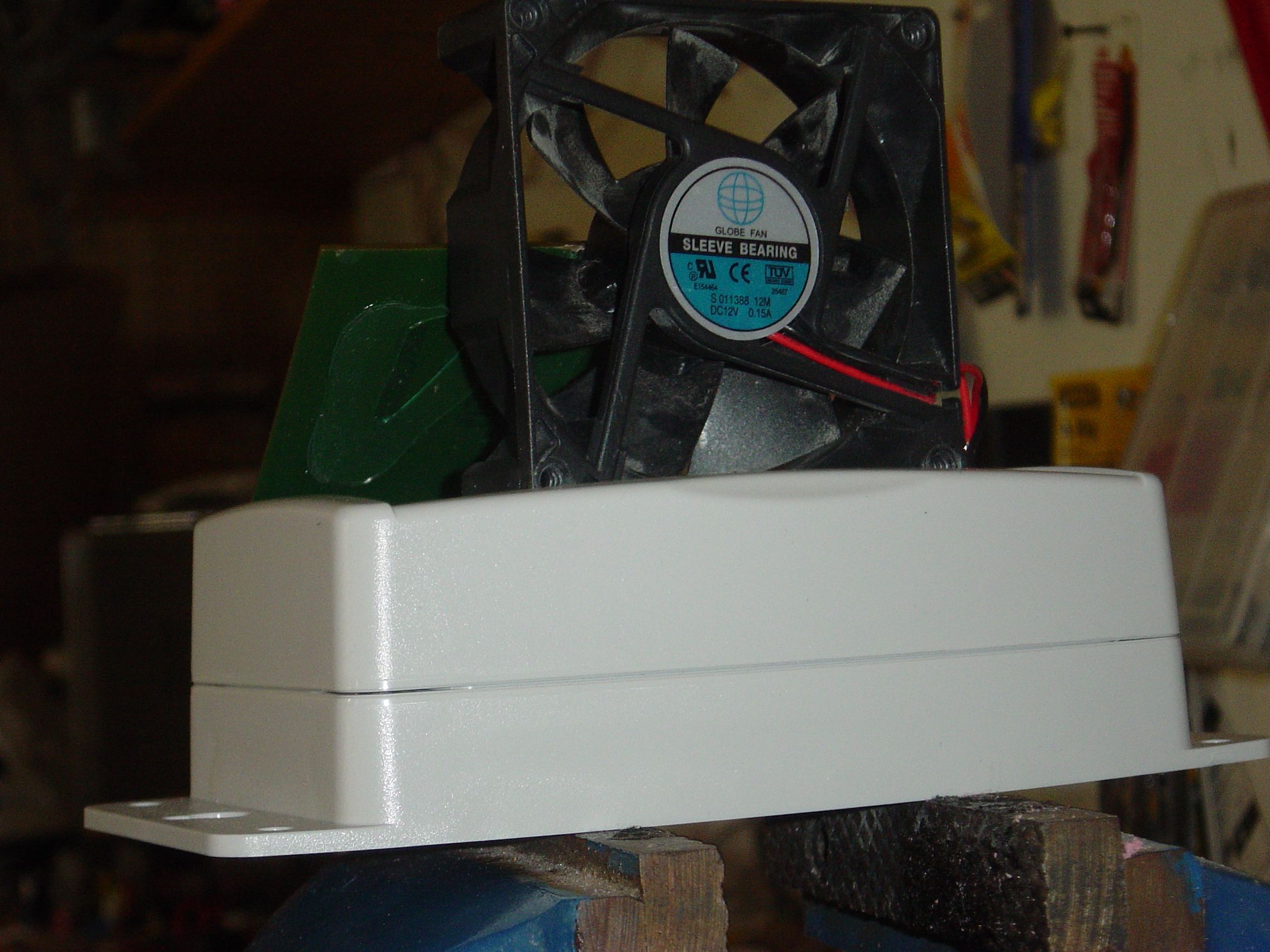 Picture of How to Make a Solar Powered Fan!