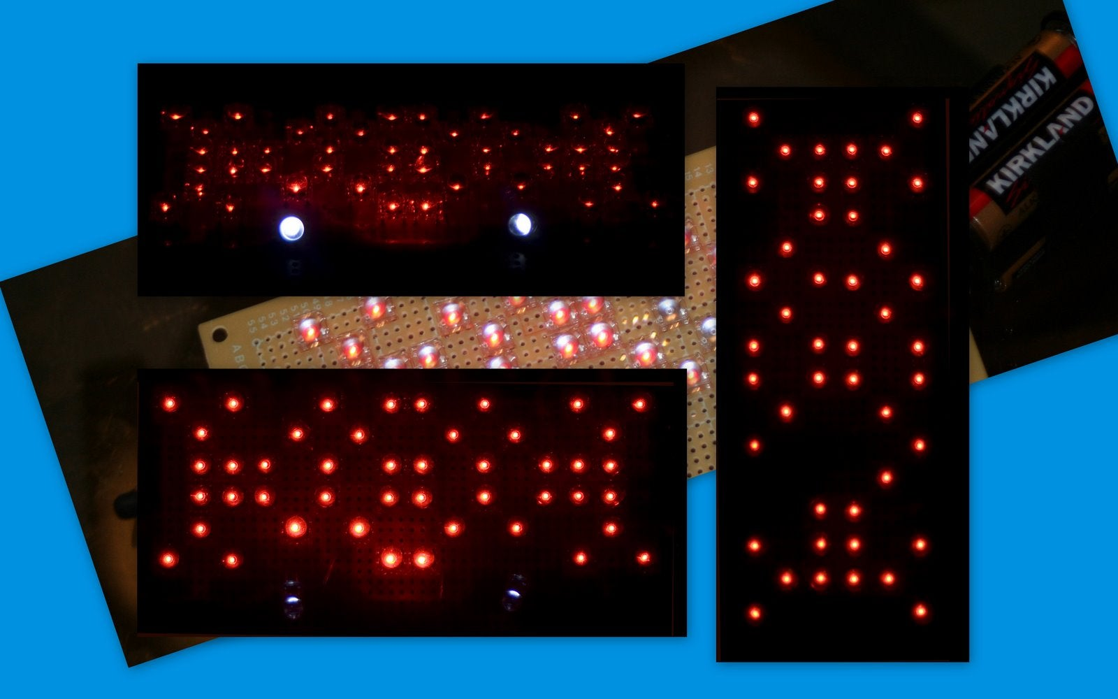 Motorcycle Led Tail Light 8 Steps Source Assembly For On Wiring