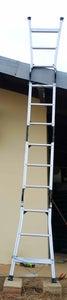 Secured Ladder.