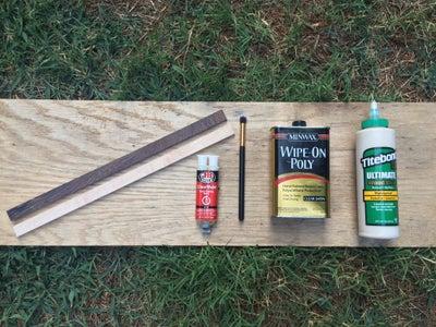 Tools, Materials & Supplies