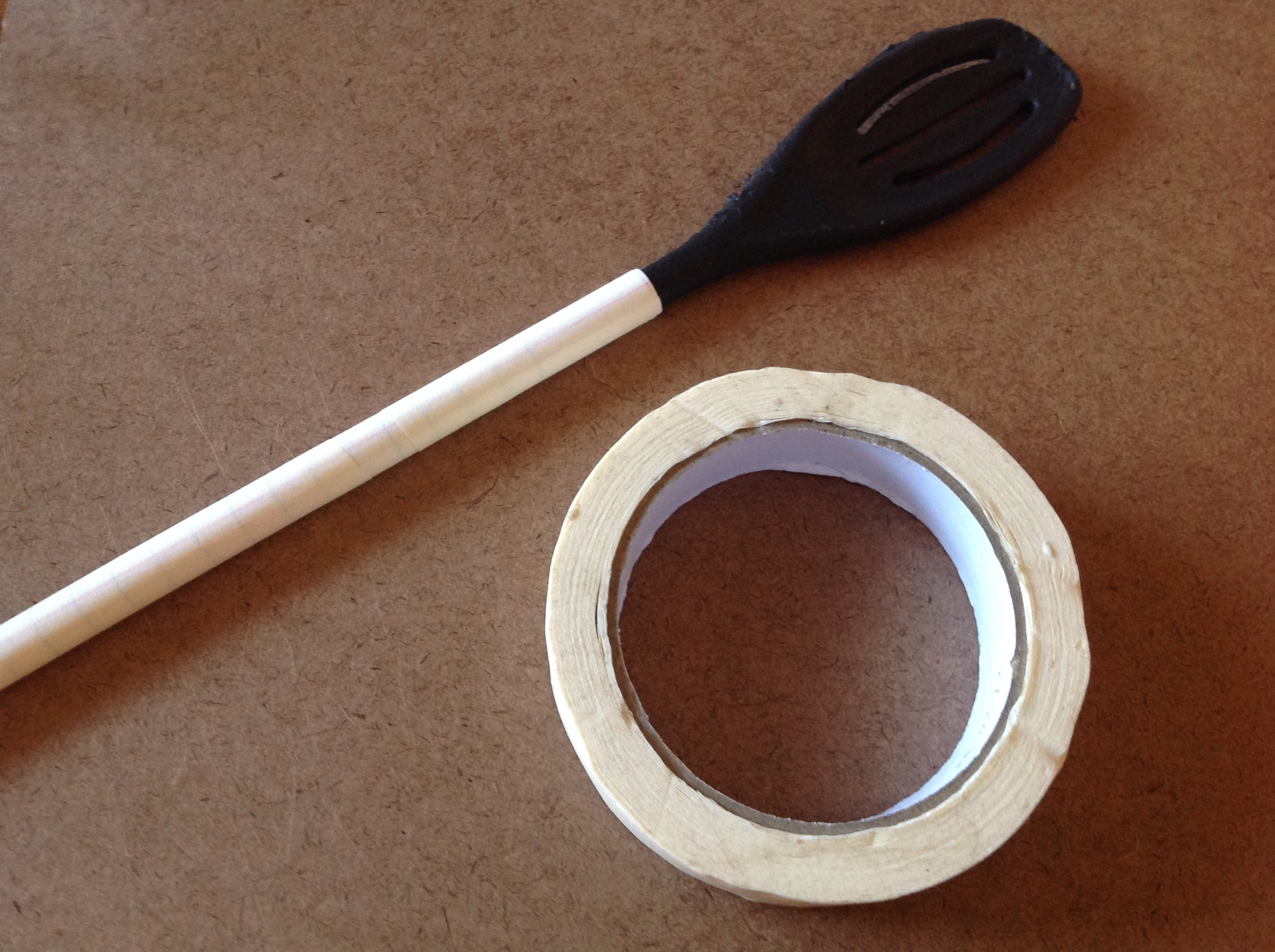 Picture of Creating Paper Tubes