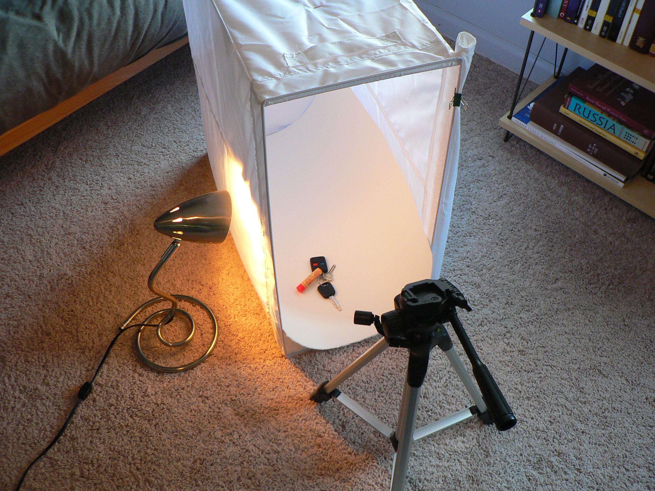 Как сделать студию предметной