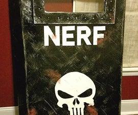 Nerf Cardboard Riot Shield