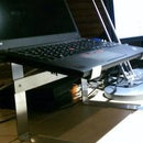 Easy Aluminium Laptop Stand