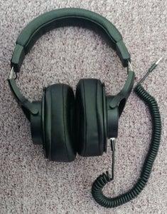 Putting Headphones Back Together