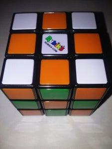 Rubiks Cube Tricks : Advanced Checker Board