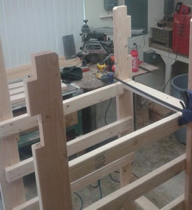 Building Stairs...if You Must!   :{)