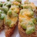 Mayo on Bread