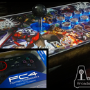 Arcade Stick PS4 Compatibility-Hori FC4 Pad Hack